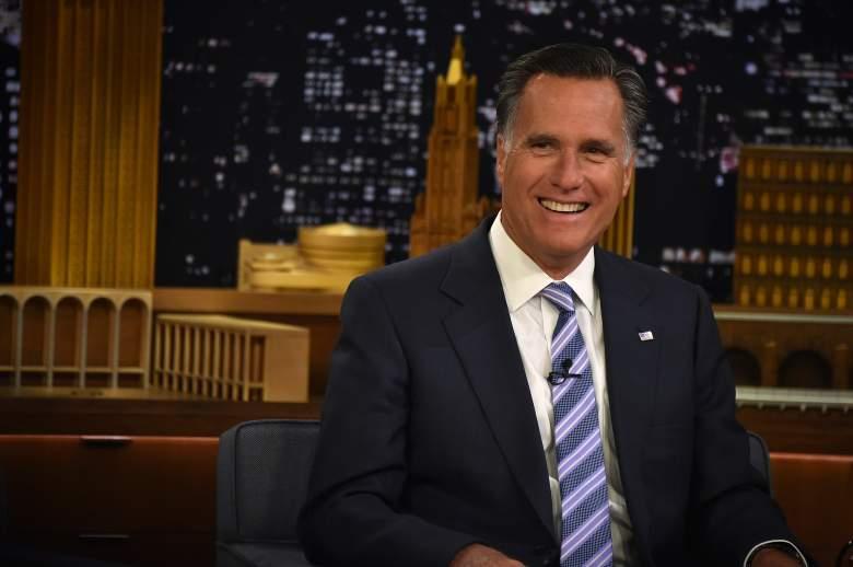 Mitt Romney Jimmy Fallon, Mitt Romney tonight show, Mitt Romney late night