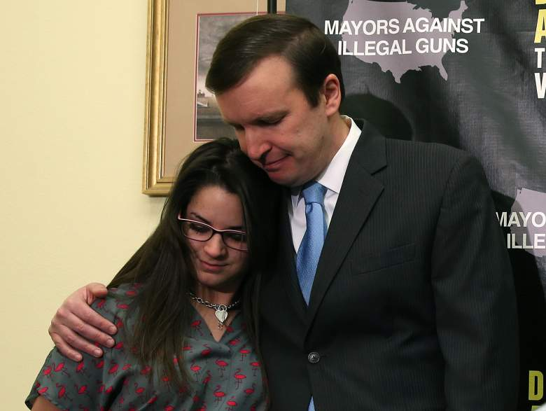 Sandy Hook shooting, Sandy Hook victim, Chris Murphy Senator, Connecticut Senator