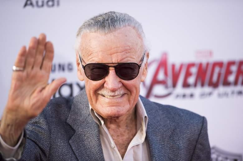 Stan Lee, Stan Lee Avengers, Age of Ultron premiere