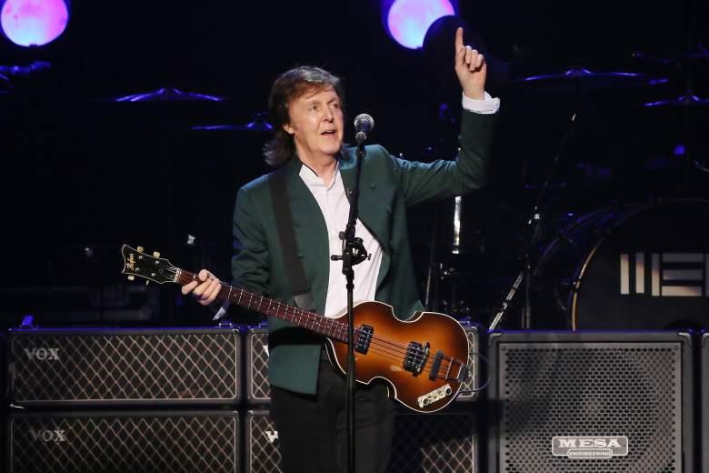 Paul McCartney Tokyo, Paul McCartney, Paul McCartney bass