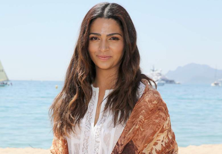 Camilla Alves appears in Cannes, France. (Getty)