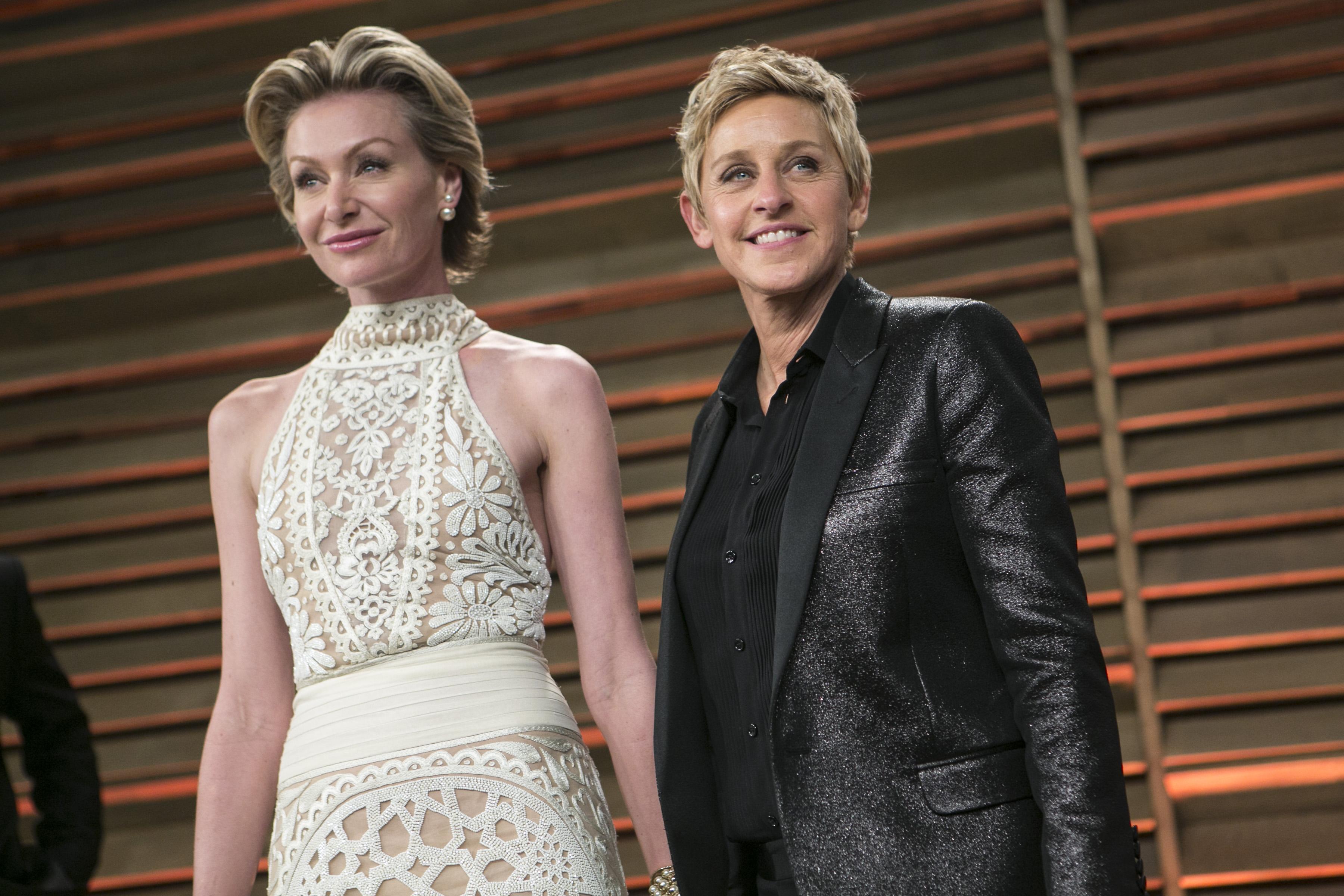 Ellen DeGeneres wife, Ellen DeGeneres Portia de Rossi, Portia de Rossi wife