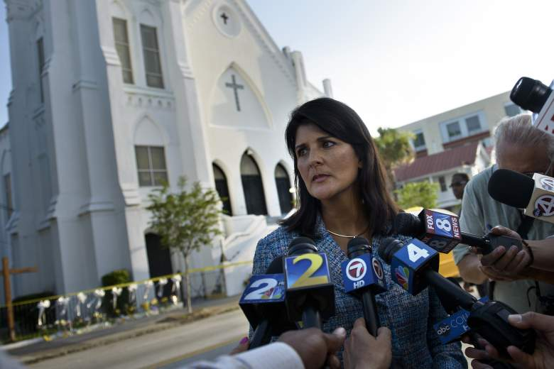 Nikki Haley Charleston, Nikki Haley Charleston shooting, Nikki Haley south carolina