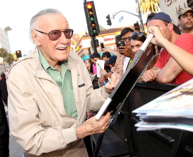 Stan Lee Ant-Man, Ant-Man premiere, Stan Lee