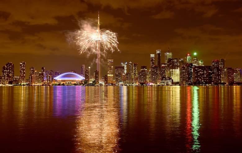 Toronto Skyline (Getty)
