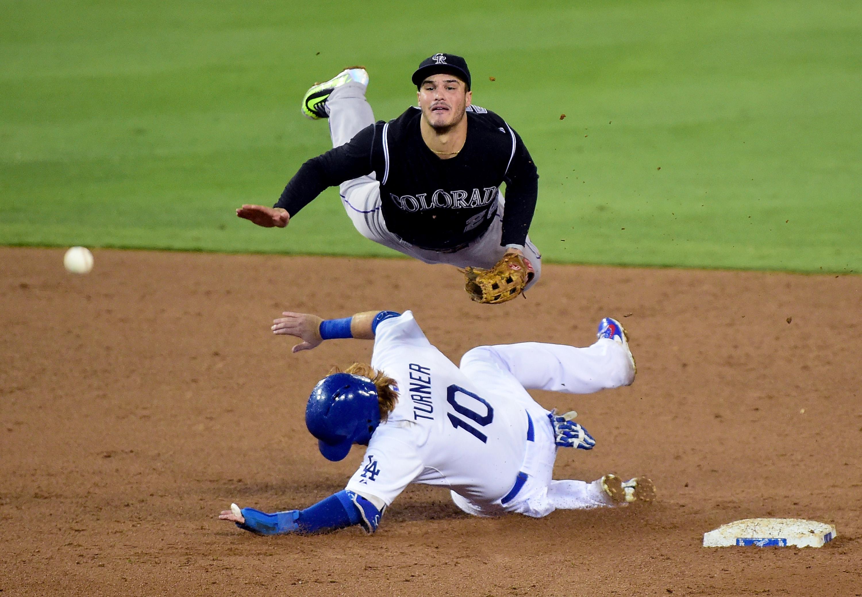 Nolan Arenado, Colorado Rockies, Gold Glove, MLB