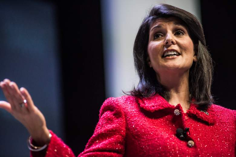 Nikki Haley Donald Trump, Nikki Haley Donald Trump endorsement, Nikki Halley support Donald Trump