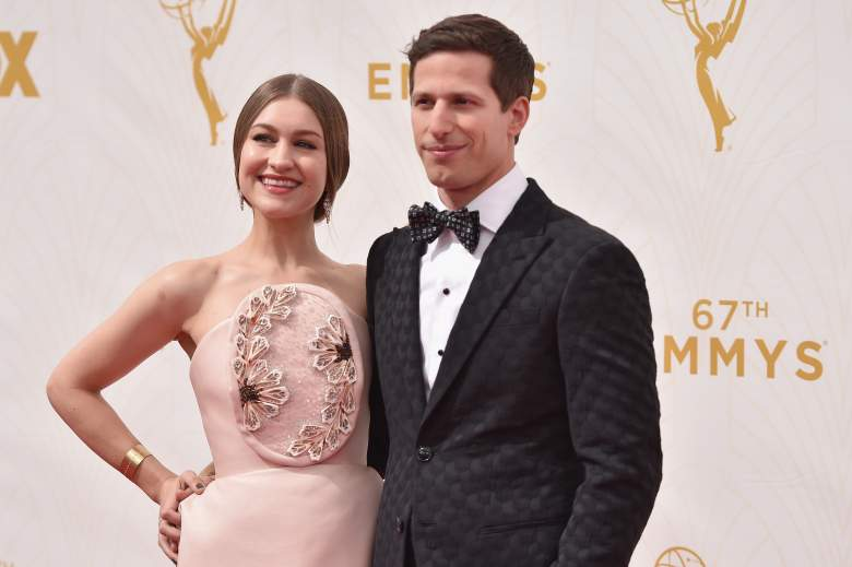 Andy Samberg wife, Andy Samberg spouse, Andy Samberg Joanna Newsom