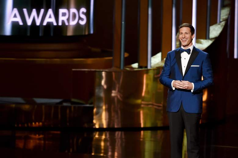 Andy Samberg Emmys, 67th Emmys Awards host, Andy Samberg host