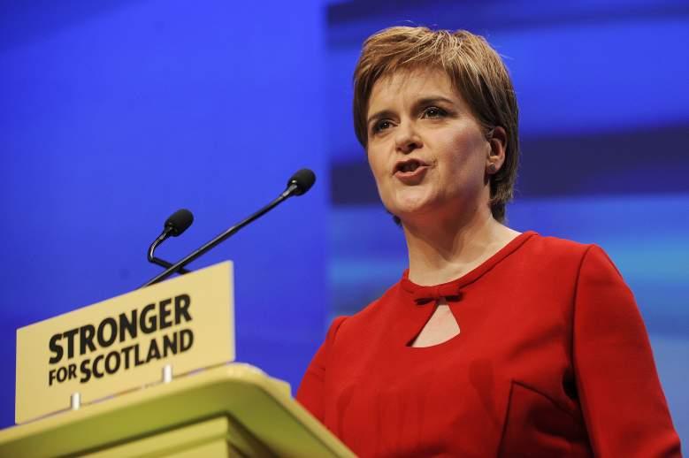 European Union, Nicola Sturgeon, Scotland independence, Brexit