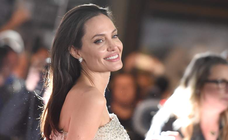 Angelina Jolie hair, Angelina Jolie smile, Angelina Jolie
