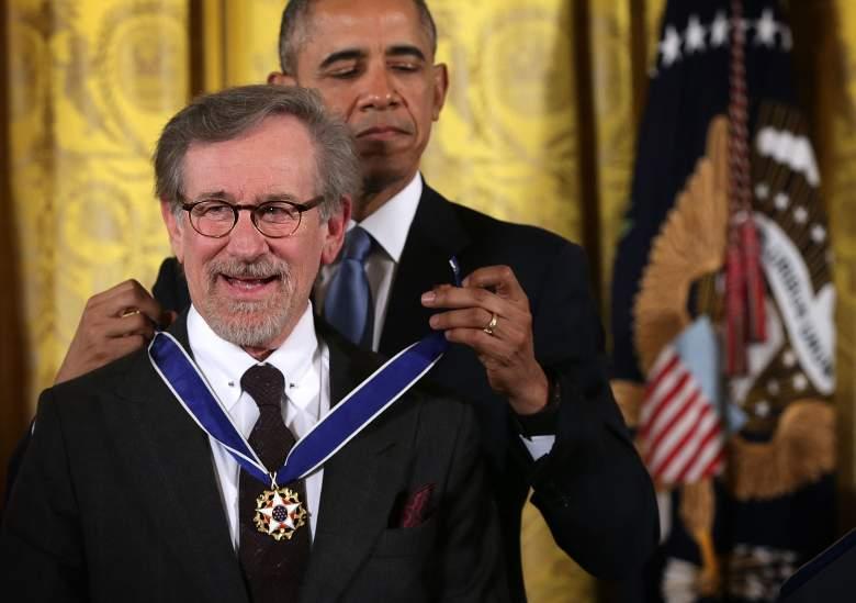 Steven Spielberg Net Worth, Steven Spielberg, Presidential Medal of Freedom