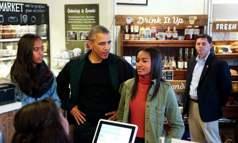 Obama Girls, Obama daughters, Malia and Sasha Obama