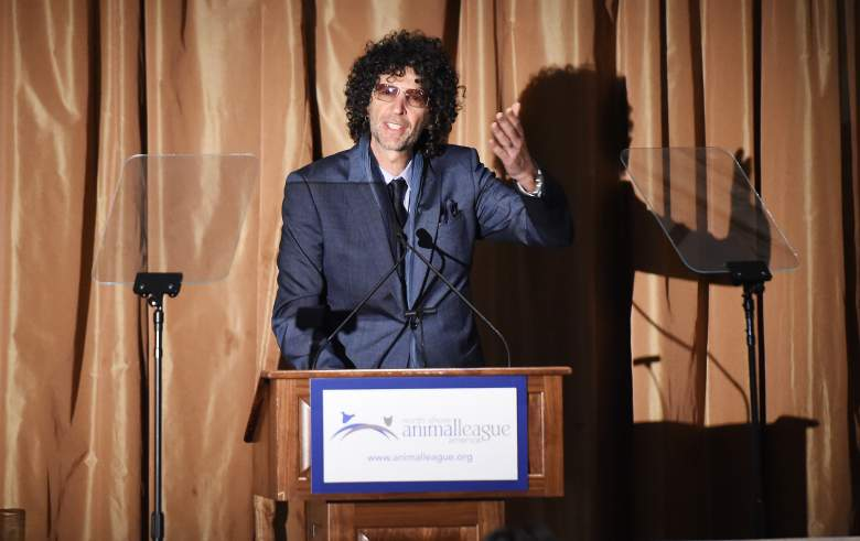 Howard Stern net worth, Howard Stern animals, Howard Stern hair