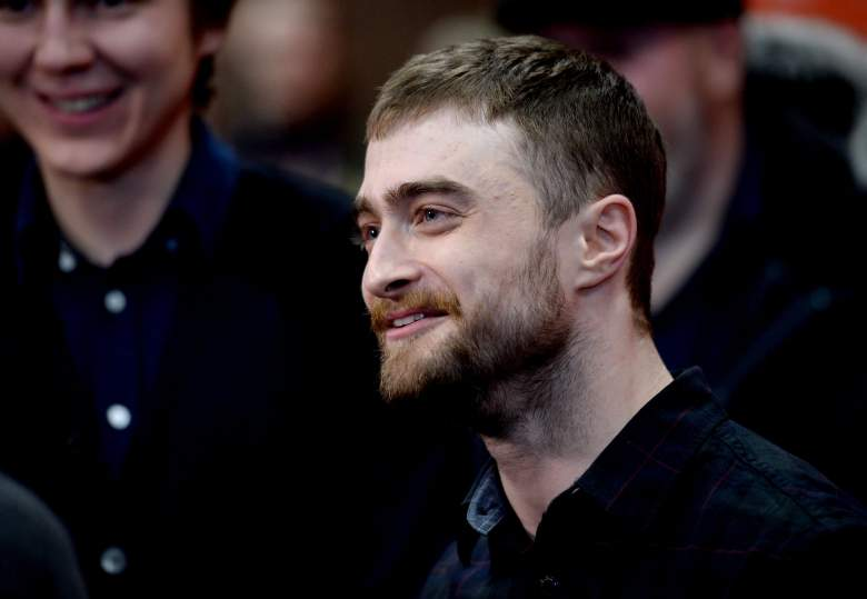 Daniel Radcliffe 2016, Swiss Army Man, Daniel Radcliffe