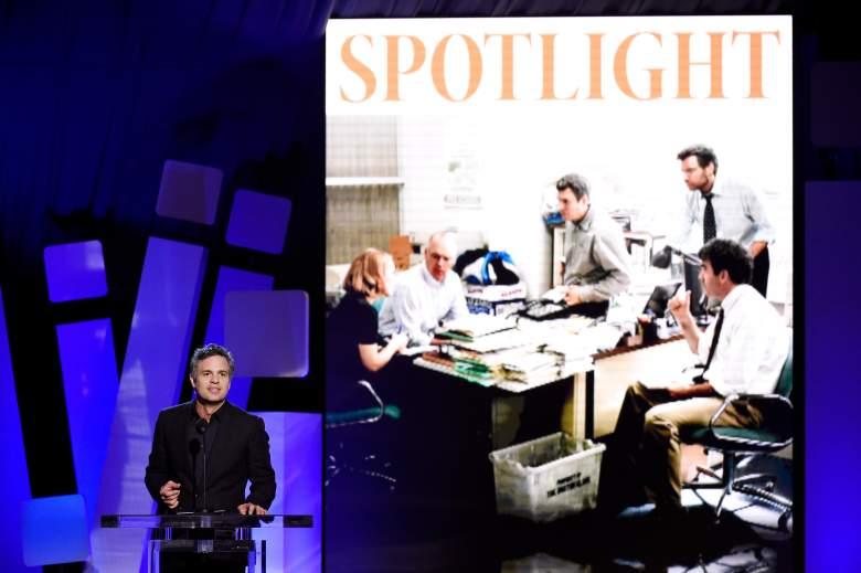 Mark Ruffalo spotlight, Mark Ruffalo independent spirit awards, Mark Ruffalo awards