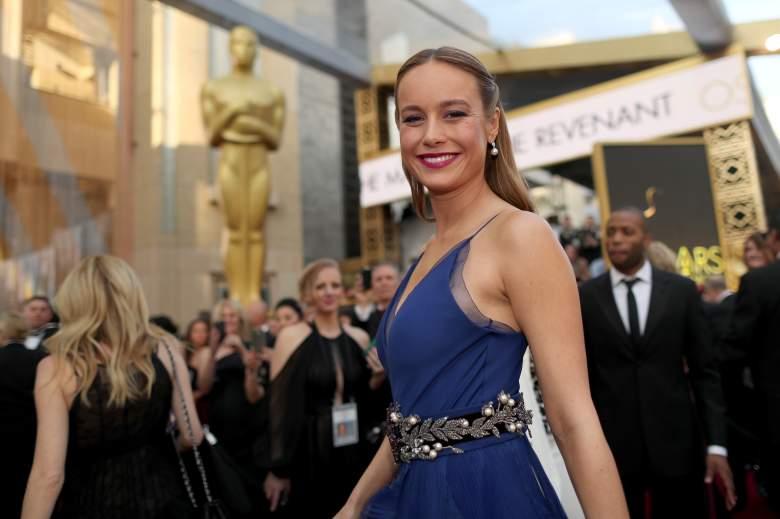 Brie Larson Oscars, Brie Larson Marvel, Brie Larson Captain Marvel