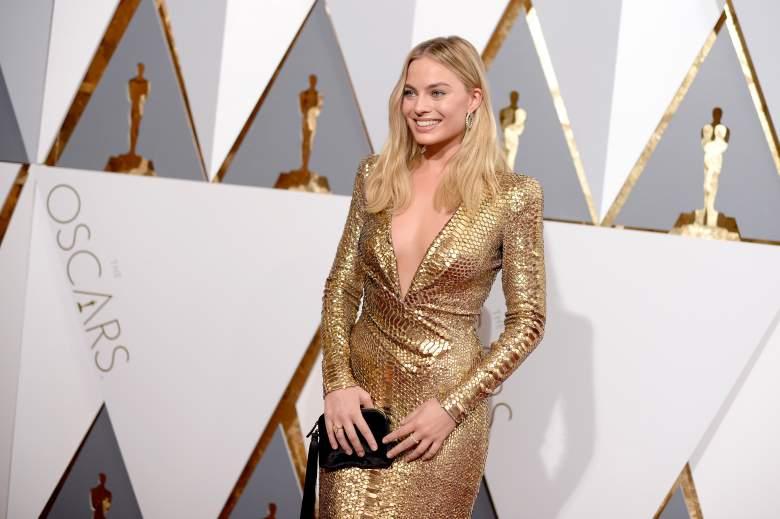 Margot Robbie Oscars, Margot Robbie hot, Margot Robbie, Jimmy Kimmel Live guests