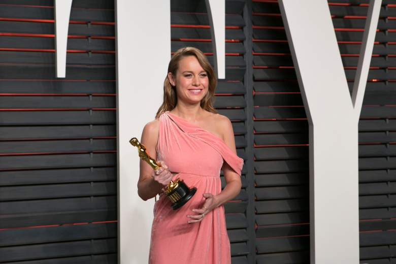 Brie Larson Oscar, Brie Larson Captain Marvel, Brie Larson