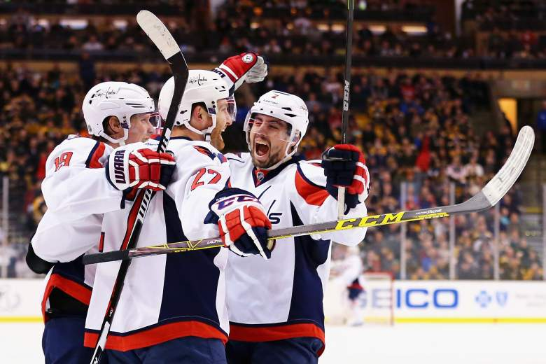 Washington Capitals, NHL Schedule, Capitals