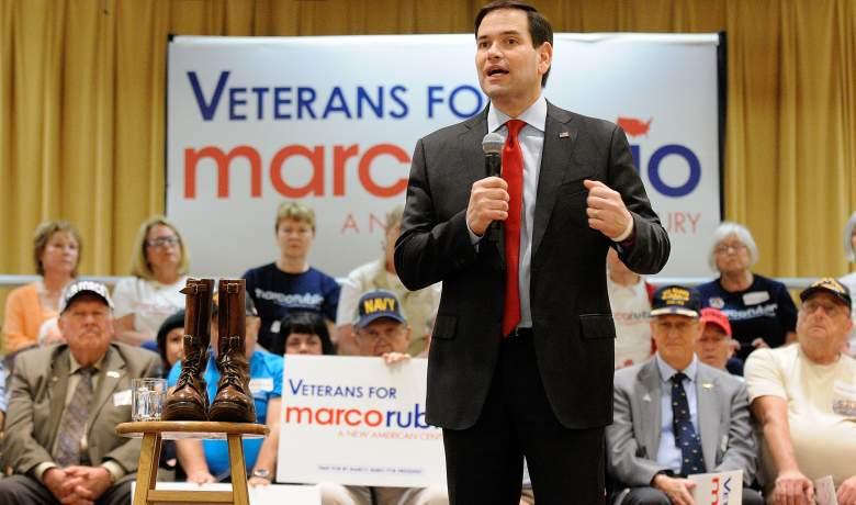 Marco Rubio, Marco Rubio campaigning, Marco Rubio Senate