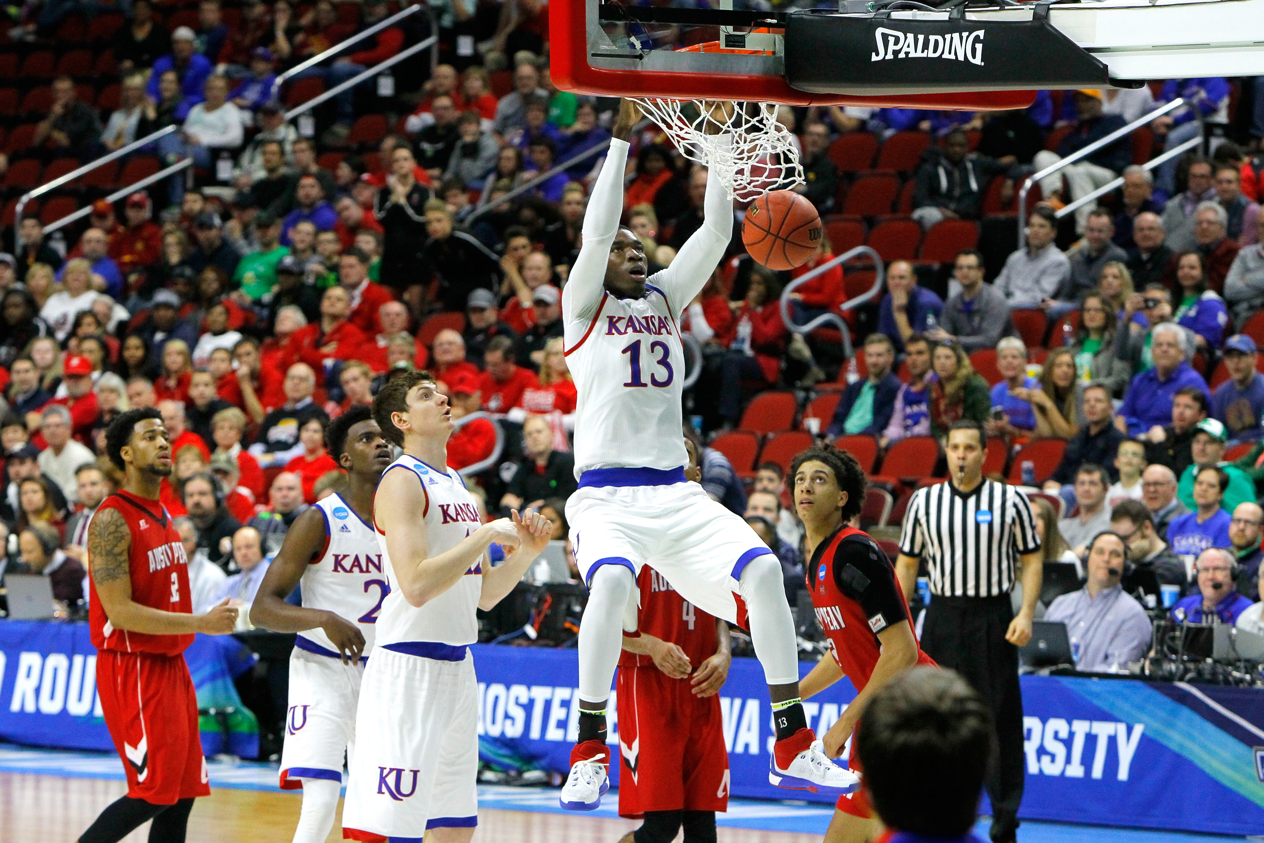 Cheick Diallo, Los Angeles Clippers, NBA Draft