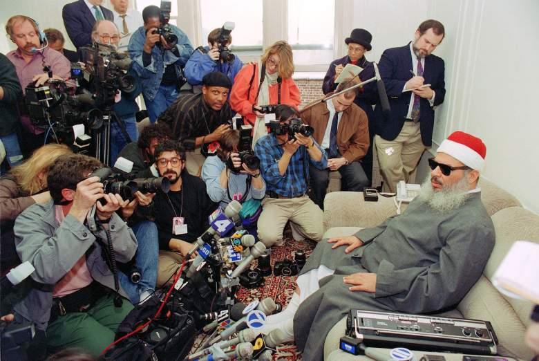 blind sheik, blind sheikh, Omar Abdel Rahman, marcus dwayne robertson, orlando shooting, omar mateen