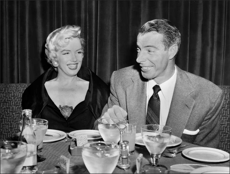 Marilyn Monroe husband, Marilyn Monroe and Joe DiMaggio, Joe DiMaggio