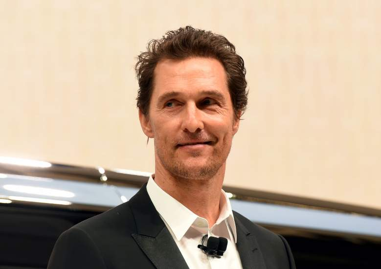 Matthew McConaughey Net Worth, Matthew McConaughey Lincoln, Matthew McConaughey