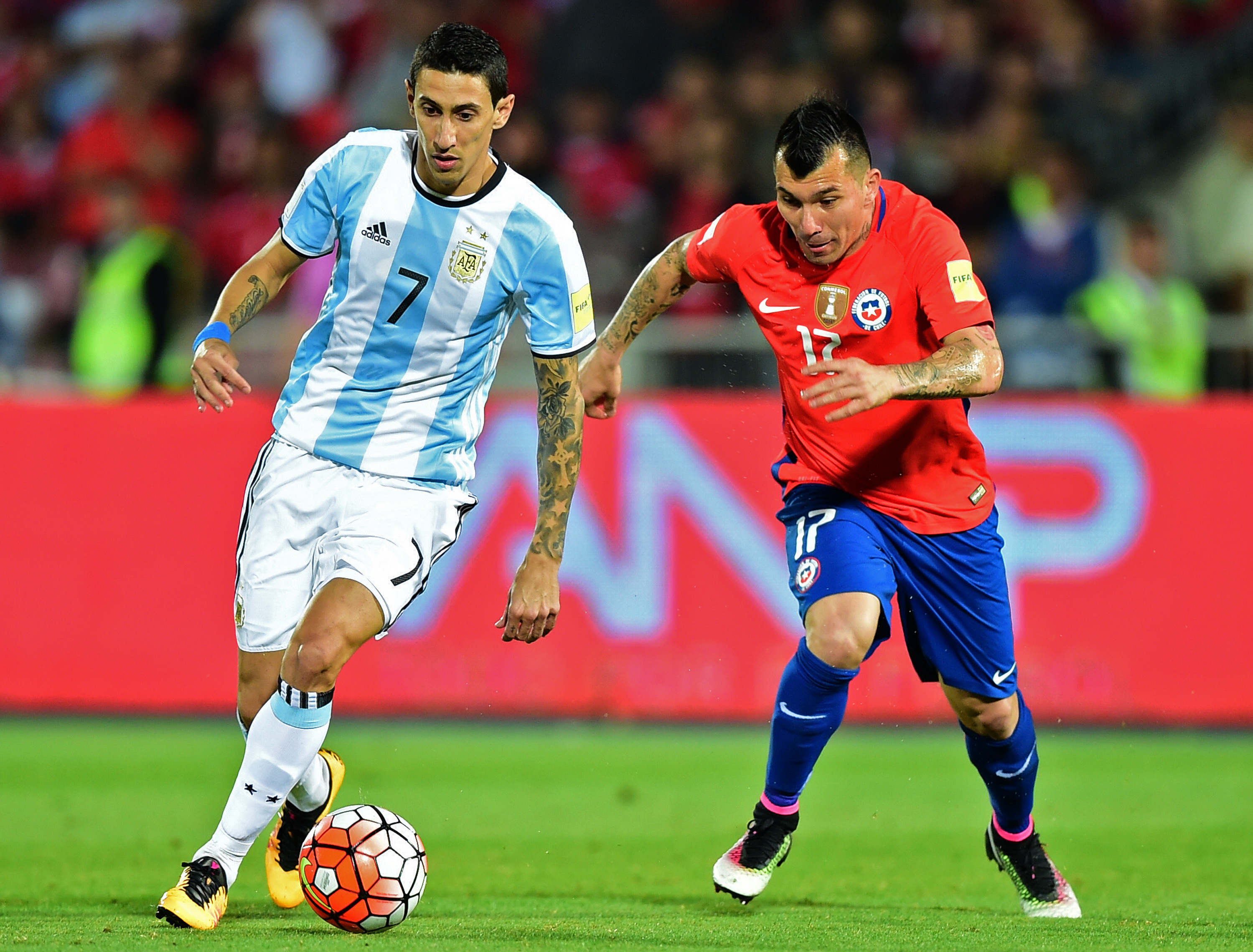 Argentina Vs Chile Time Channel