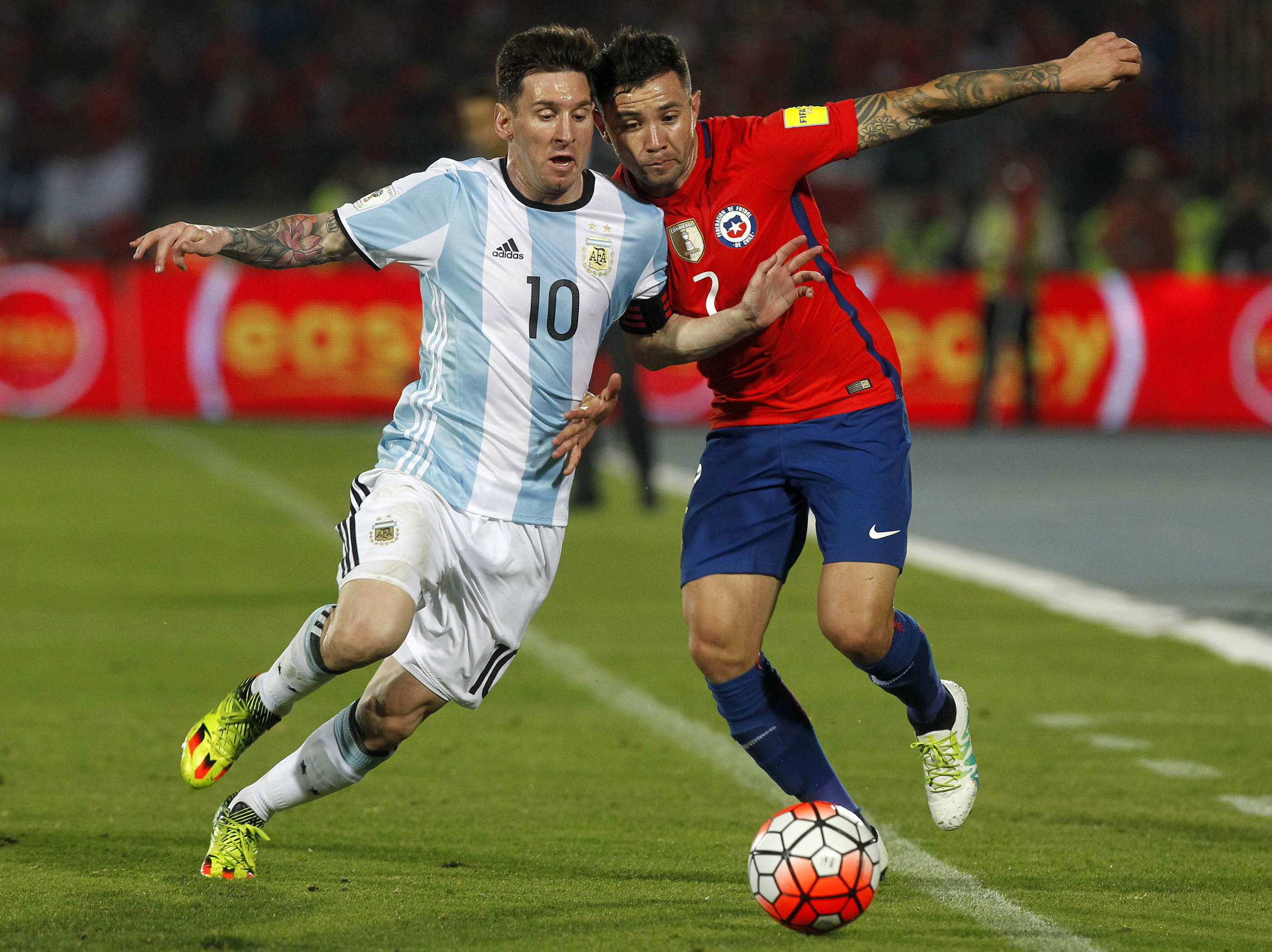 Argentina Vs Chile Live Stream How To