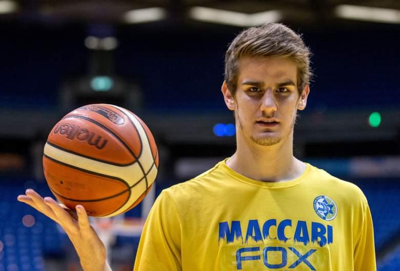 Dragan Bender Maccabi Tel Aviv