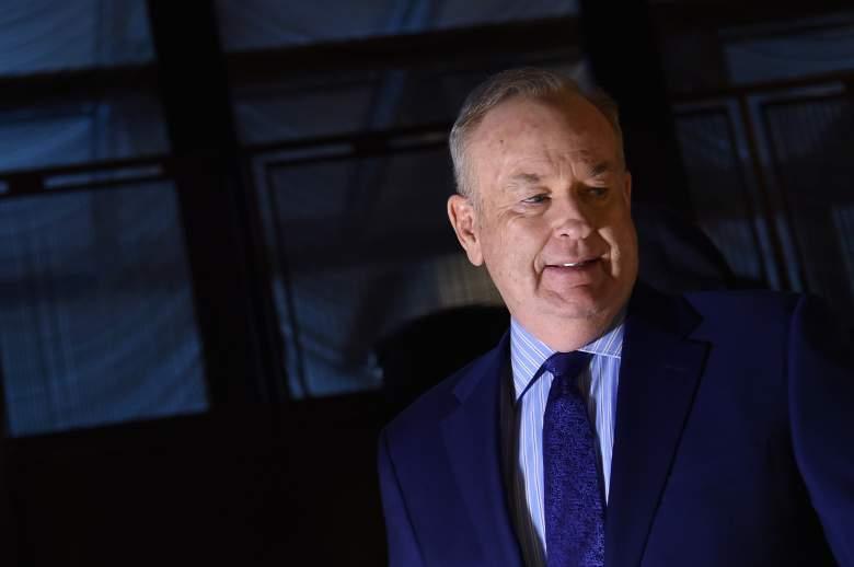 Bill O'Reilly, Bill O'Reilly 2016, Bill O'Reilly New York