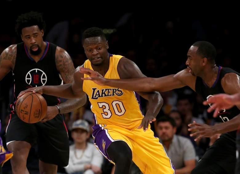 Julius Randle Los Angeles Lakers