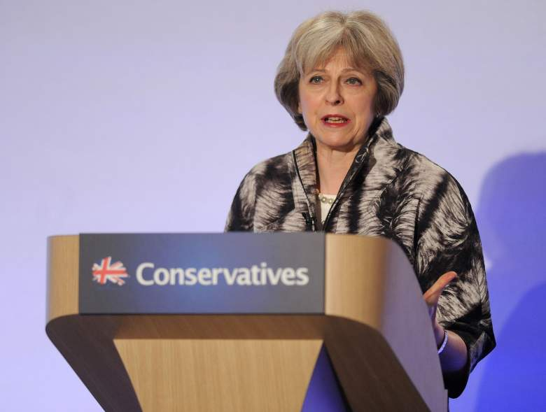 Theresa May, next UK prime minister, Theresa May diabetes