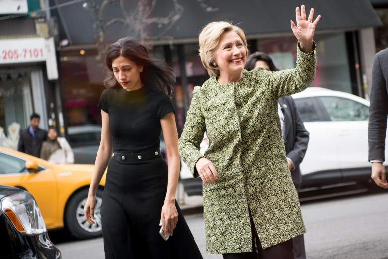 Huma Abedin is now based in Brooklyn as the vice-chair of Hillary Clinton's 2016 presidential campaign. (Getty)