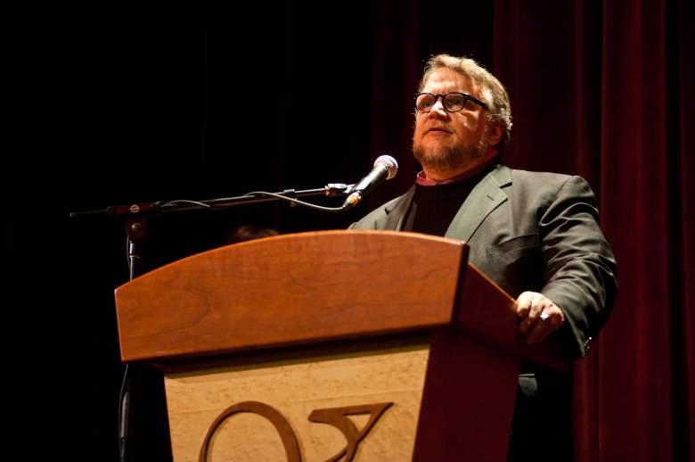 Guillermo Del Toro, Pacific Rim director, Crimson Peak
