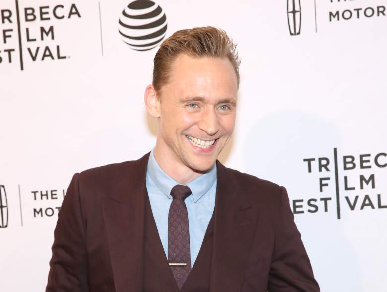 Tom Hiddleston at the 2016 Tribeca Film Festival. (Getty)