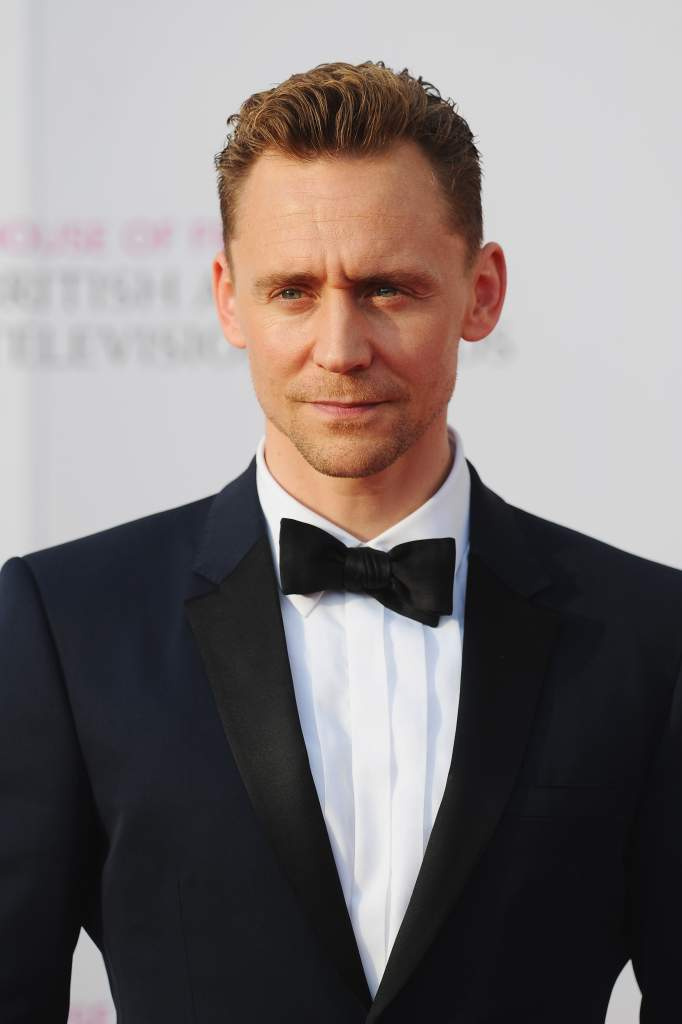 Tom Hiddleston at the House Of Fraser British Academy Television Awards 2016 at the Royal Festival Hall in London, England (Getty).