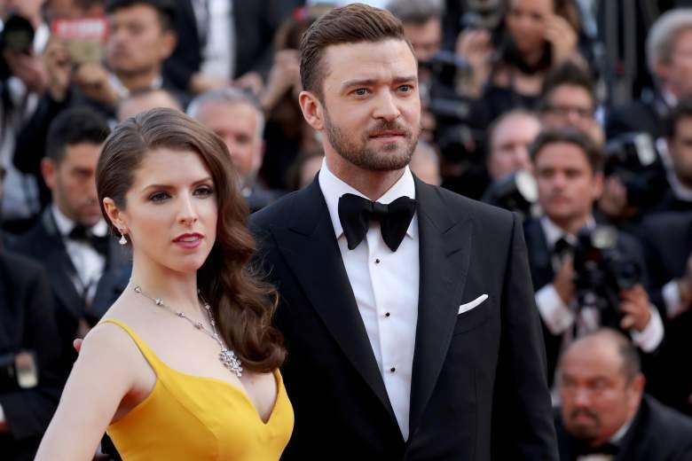 Anna Kendrick and Justin Timberlake, Anna Kendrick red carpet, Trolls cast