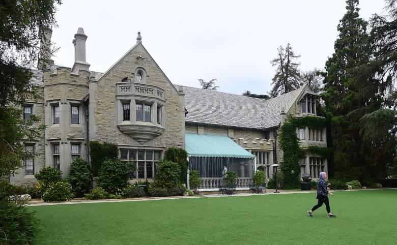 Playboy Mansion, Playboy, Hugh Hefner home