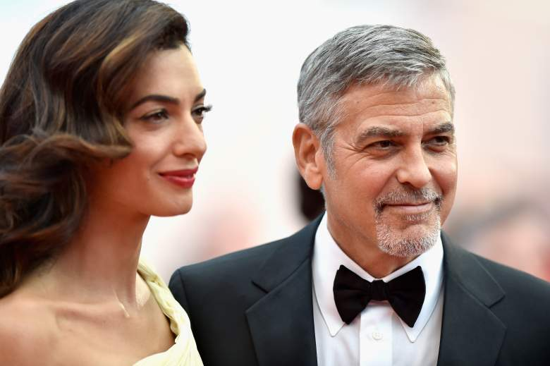 George Clooney wife, George Clooney and Amal Alamuddin, Amal Alamuddin hot, Amal Alamuddin red carpet