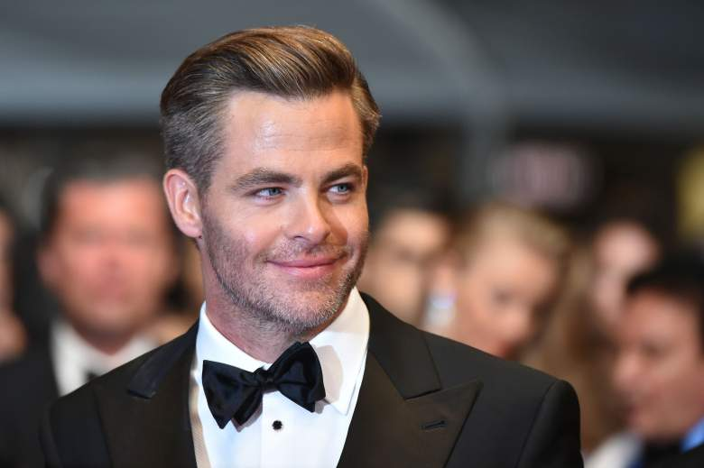 Chris Pine, Cannes Film Festival, France, Hell or High Water screening