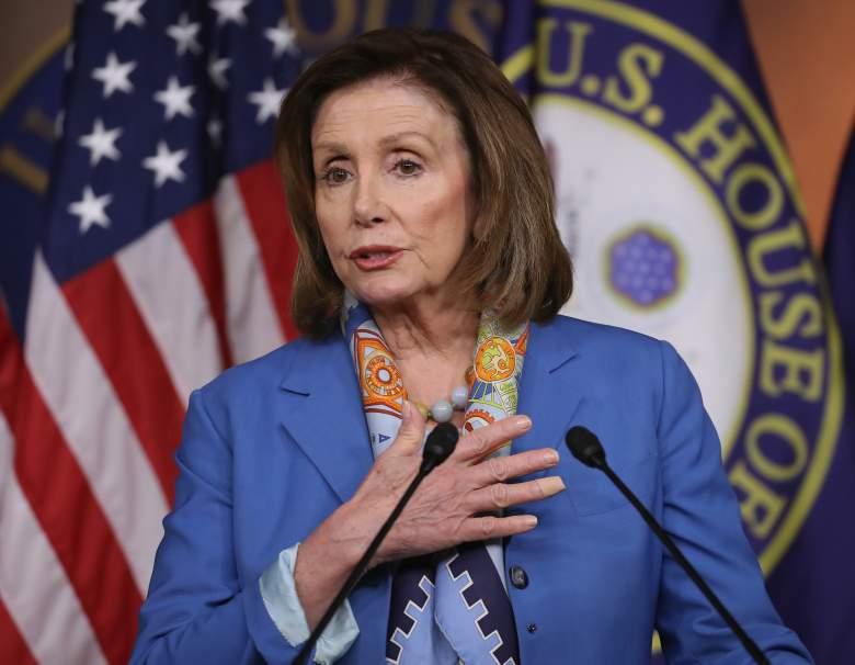 Nancy Pelosi, House Minority Leader, House Democrat