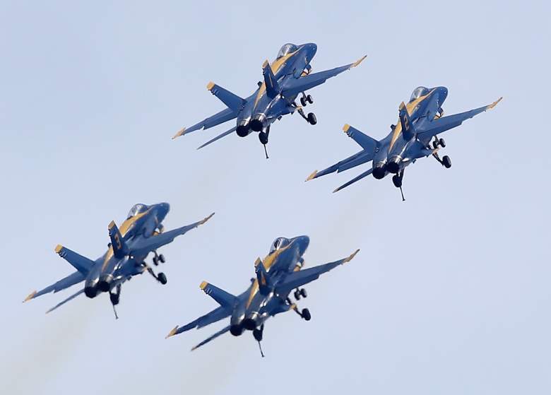 Blue Angels, Blue Angels jet, Blue Angels crash