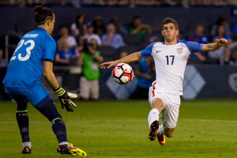 christian pulisic, who is, age, how old, german team, highlights