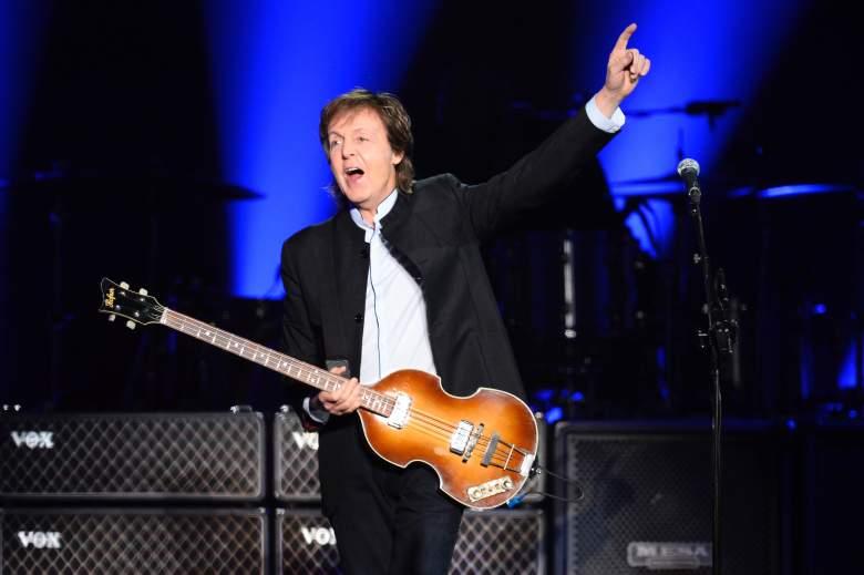 Paul McCartney 2016, Paul McCartney Live, Paul McCartney Paris