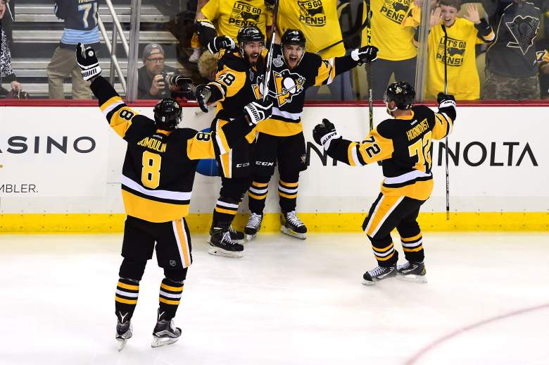 Sheary goal, NHL, Stanley Cup Final