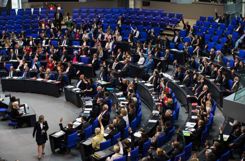 Bundestag, Germany vote on Armenian Genocide, Armenia