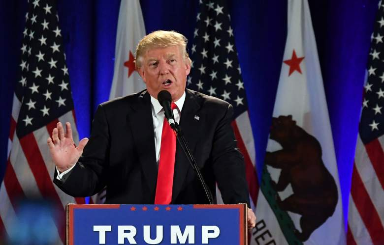 Donald Trump San Jose, Donald Trump San Jose rally, Donald Trump California primary